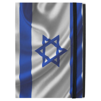 "Israel Flag Fabric iPad Pro 12.9"" Case"
