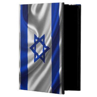 Israel Flag Fabric Powis iPad Air 2 Case