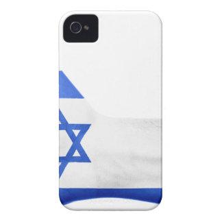 Israel Flag Hand National Fingers Patriotic Case-Mate iPhone 4 Case