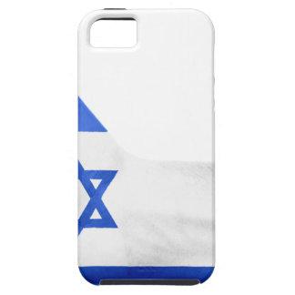Israel Flag Hand National Fingers Patriotic iPhone SE/5/5s Case