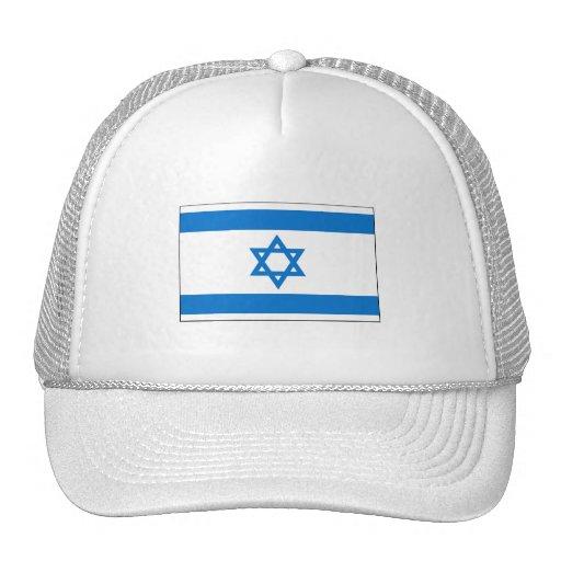 Israel FLAG International Hat