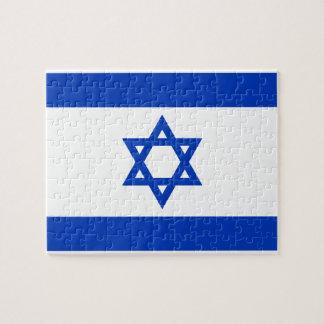 Israel Flag Jigsaw Puzzle