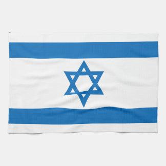 Israel Flag Towel