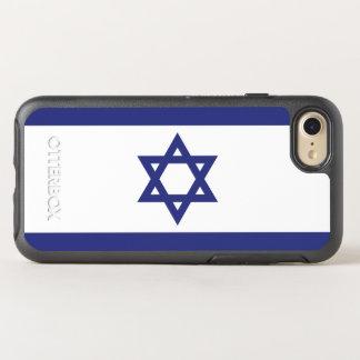 Israel Flag OtterBox Symmetry iPhone 8/7 Case