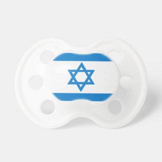 Israel Flag Pacifier