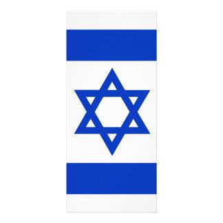 Israel Flag Rack Cards