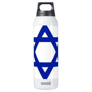 Israel Flag SIGG Thermo 0.5L Insulated Bottle