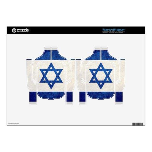 Israel Flag; Skins For Headsets