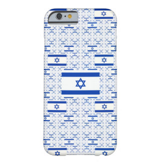 Israel Flag - Star of David - in Layers Barely There iPhone 6 Case
