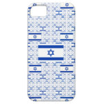 Israel Flag - Star of David -  in Layers iPhone 5 Covers