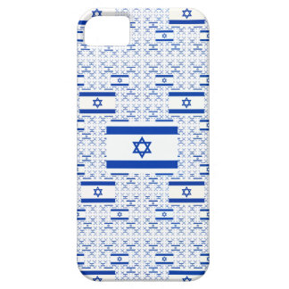 Israel Flag - Star of David -  in Layers iPhone SE/5/5s Case