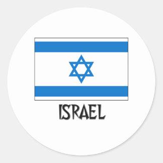 Israel Flag Stickers