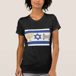 Israel Flag T Shirt