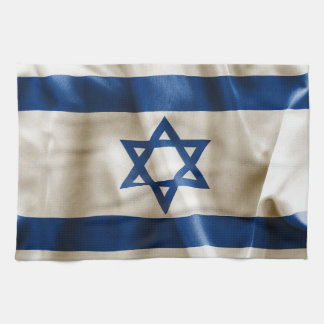 Israel Flag Towel