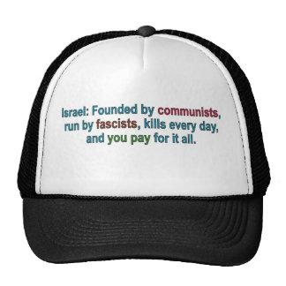 Israel: Fundado por los comunistas Gorro
