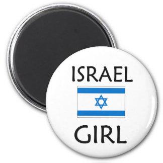 ISRAEL GIRL MAGNET