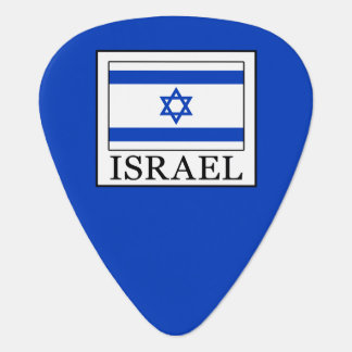 Israel Guitar Pick