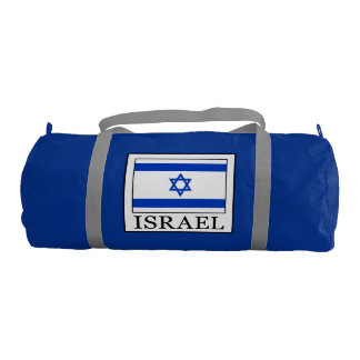 Israel Gym Bag