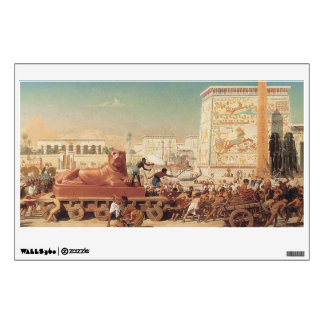Israel in Egypt Wall Decal