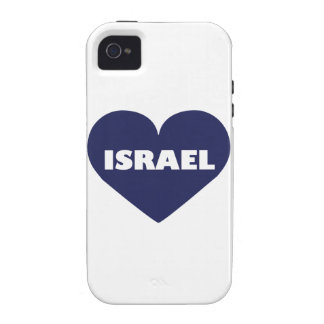 Israel in My Hart iPhone 4 Covers
