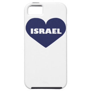 Israel in My Hart iPhone 5 Cover