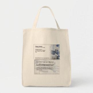 Israel In Prophecy Tote Bag
