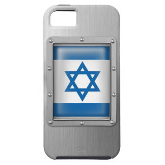 Israel in Stainless Steel iPhone 5 Case