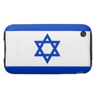 israel iPhone 3 tough cases