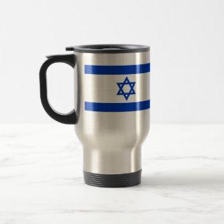 Israel, Israel flag Travel Mug