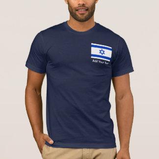Israel – Israeli Flag T-Shirt