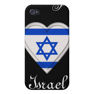 Israel Isreali flag Cover For iPhone 4
