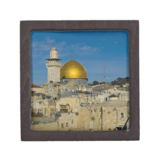 Israel, Jerusalem, Dome of the Rock Gift Box