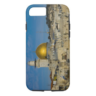 Israel, Jerusalem, Dome of the Rock iPhone 8/7 Case