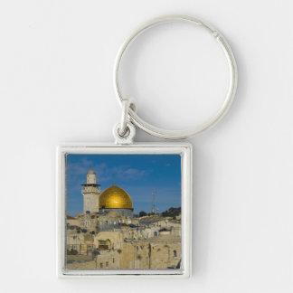 Israel, Jerusalem, Dome of the Rock Keychain