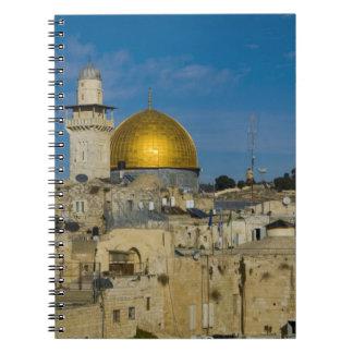 Israel, Jerusalem, Dome of the Rock Notebook