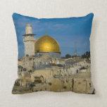 Israel, Jerusalén, bóveda de la roca Cojín