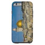 Israel, Jerusalén, bóveda de la roca Funda De iPhone 6 Tough