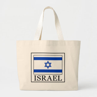 Israel Large Tote Bag