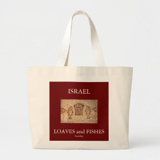 ISRAEL LOAVES and FISHES Bag