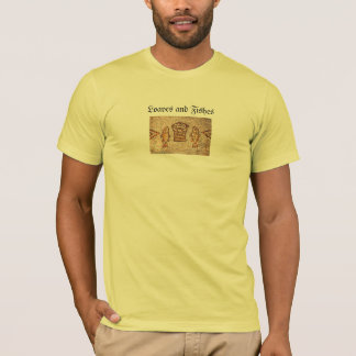 ISRAEL LOAVES and FISHES Shirt