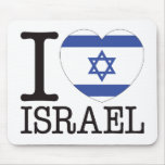 Israel Love v2 Mousemats