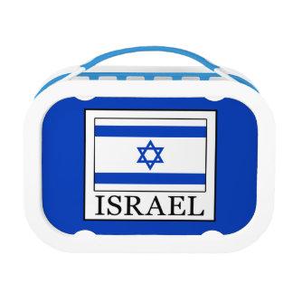 Israel Lunch Box