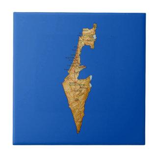 Israel Map Tile
