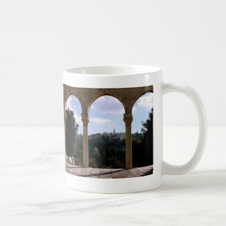 ISRAEL Mt Olives from the Temple Mount Mug
