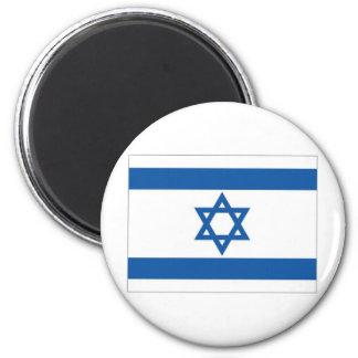 Israel National Flag Magnet