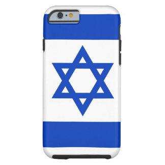 Israel National World Flag Tough iPhone 6 Case