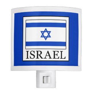 Israel Night Light