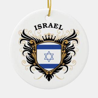 Israel Christmas Ornaments