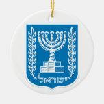 ISRAEL*- ornamento/קישוטחגמולדישראל del navidad Ornatos