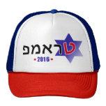 Israel para el gorra del camionero del triunfo